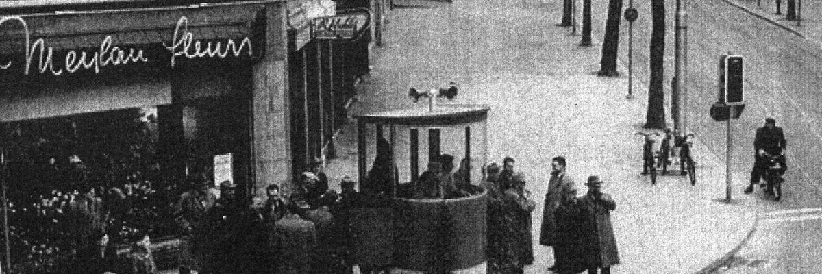 Meylan Fleurs Boutique 1955